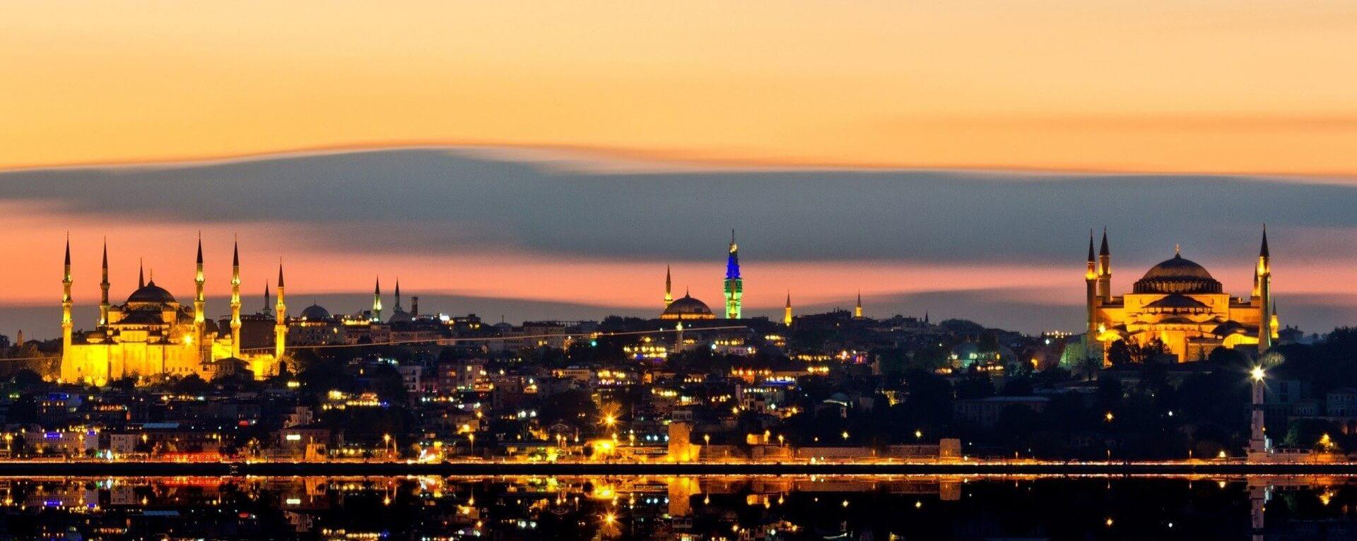 İstanbuL'un En Ünlü ve Tarihi Camiileri