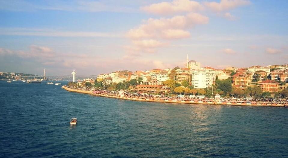 İstanbul'un Konağı Üsküdar