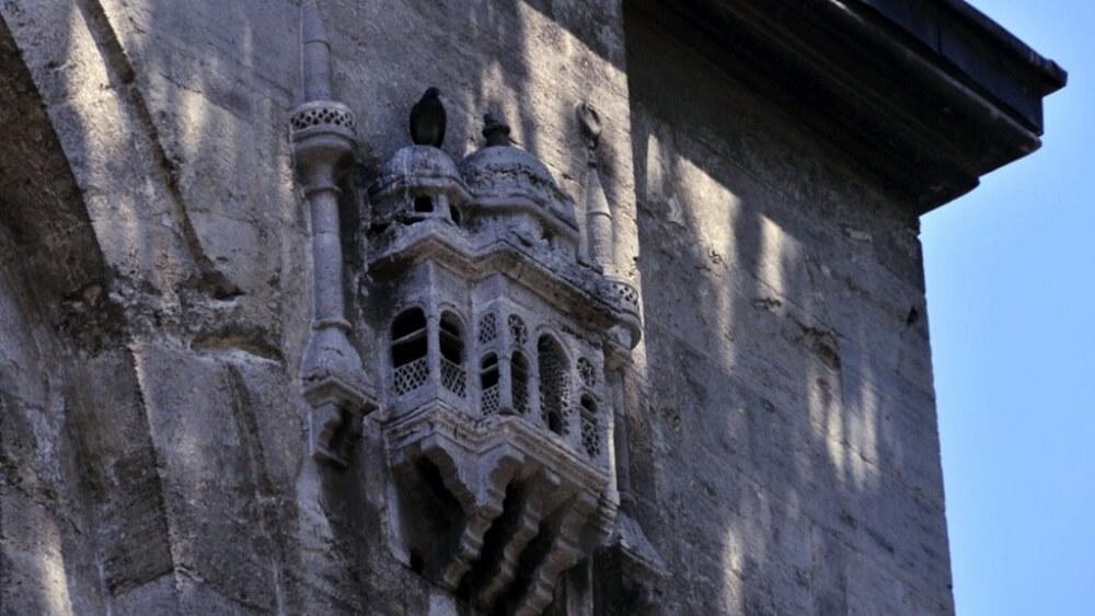 Yeni Valide Camii Kuş Evi-istanbul-delisi
