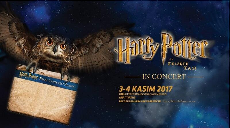 """""""Harry Potter ve Felsefe Taşı"""" Zorlu PSM'ye Geliyor…"""