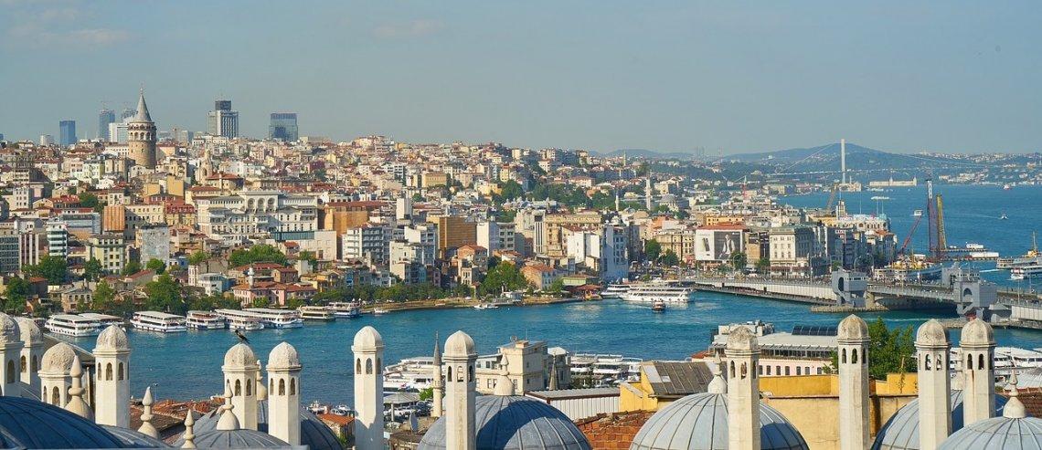 istanbul'da tarihi yerler