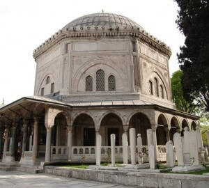 kanuni-sultan-süleyman-turbesi