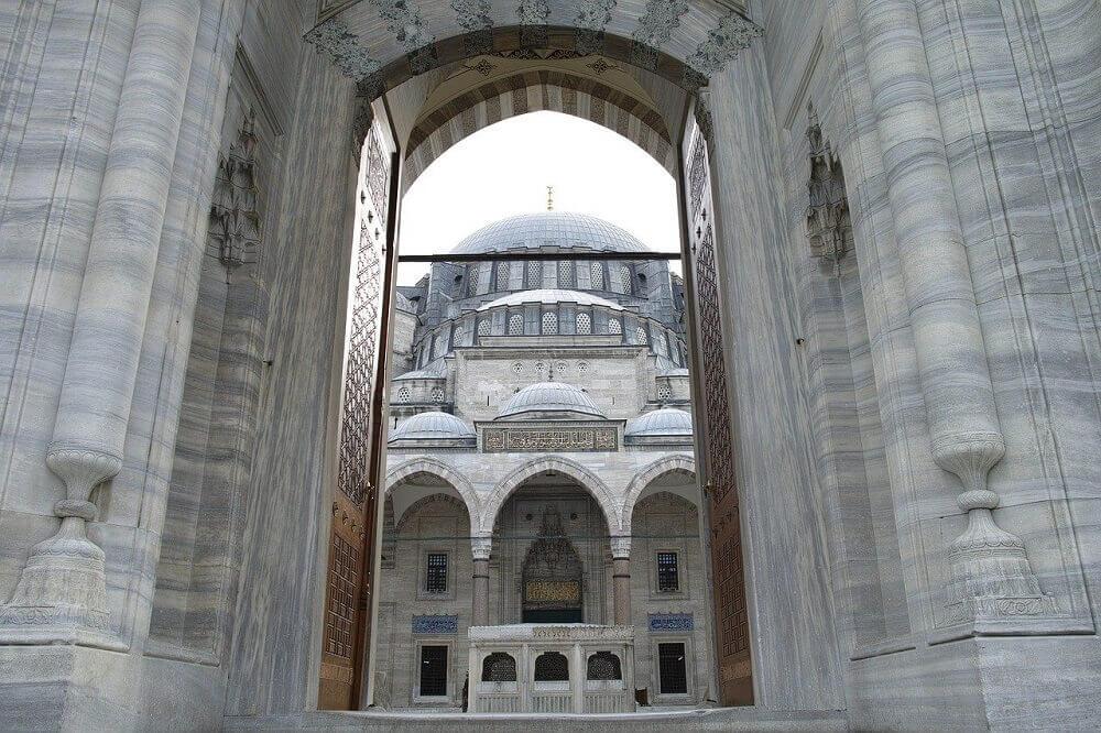 süleymaniye-camii-mimarisi